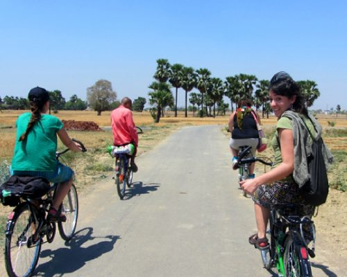 cycling Bodhi School
