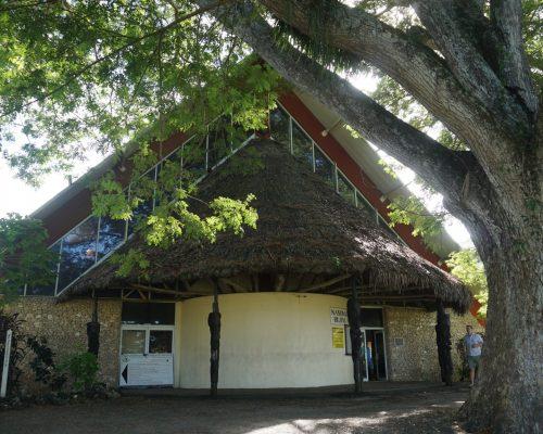 bure style home in vanuatu house