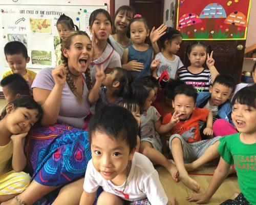 childcare projetcs IVI