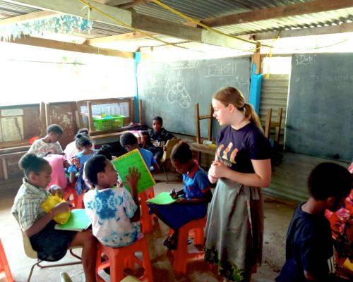 classroom teaching writing skills