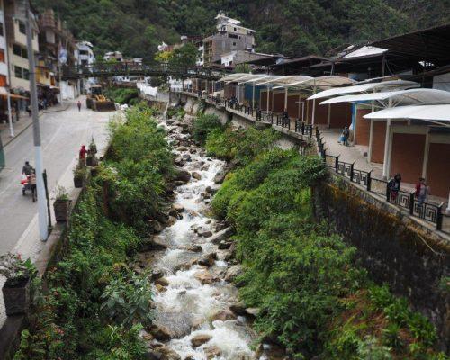 cuzco scenic shot river