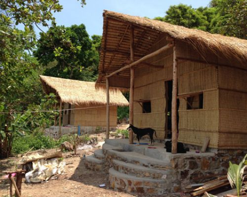 volunteer accommodation on diving cambodia program