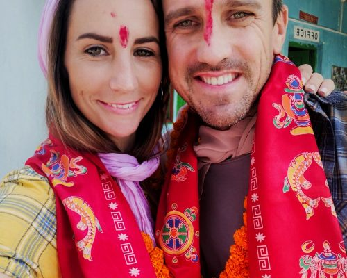 el and lee in india