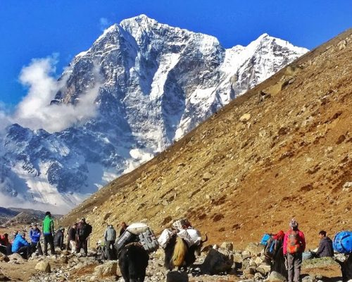 everest base camp trek placements