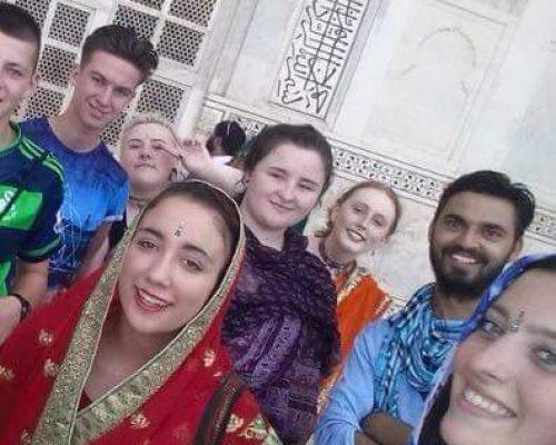 Experience great india hospitality