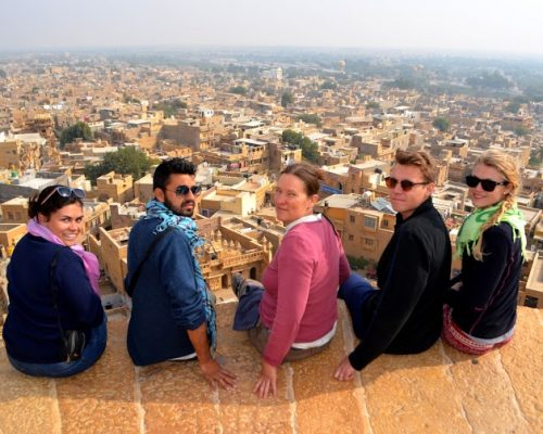 28 day road trip india