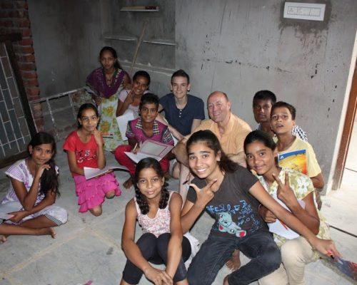 india volunteer travel