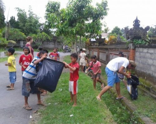 bali environmental education