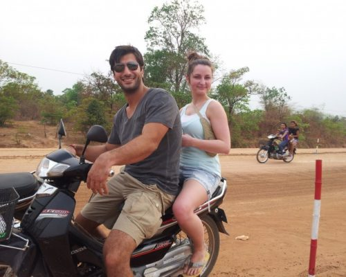 my introduction to cambodia
