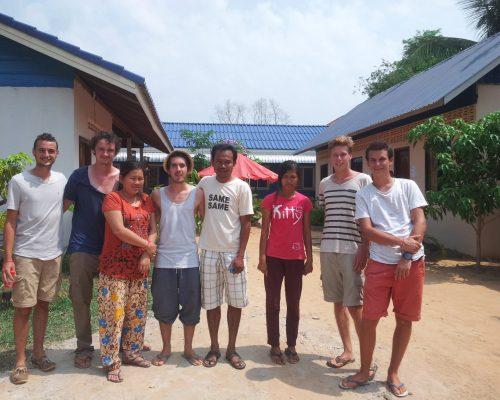 the school placement volunteers