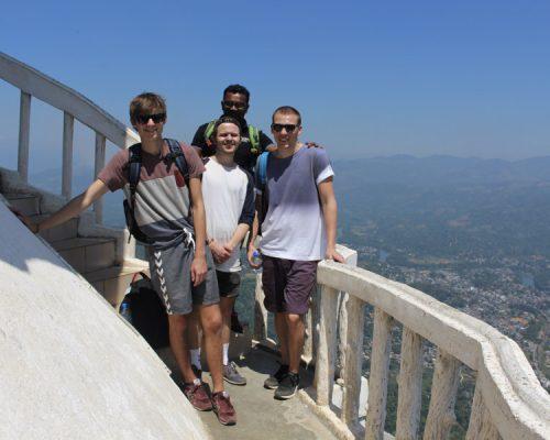 group on Sri Lanka experience