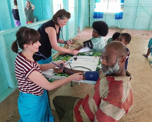 health checks in fiji