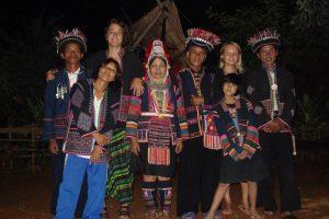 the karen tribe thailand