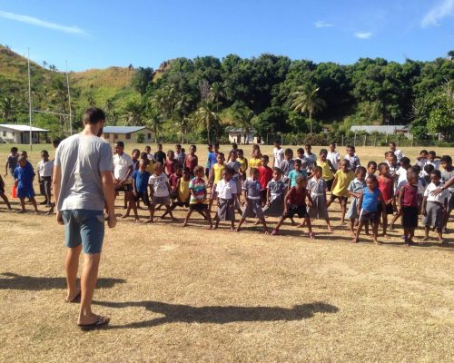 island teaching placement fiji