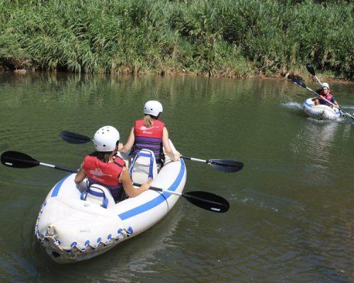 _kayaking