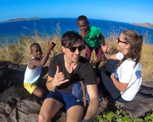 island teaching projects in fiji
