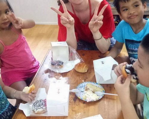 kindergarten teaching Vietnam 3