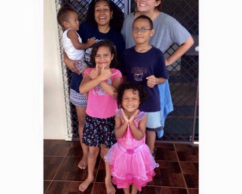 Sad Good-Bye - Host Family Fiji 2016 1