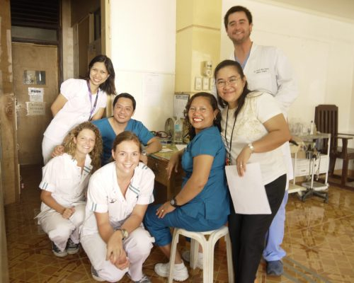 medical internships in Cambodia