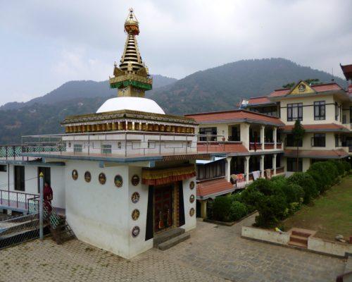 monastery teaching