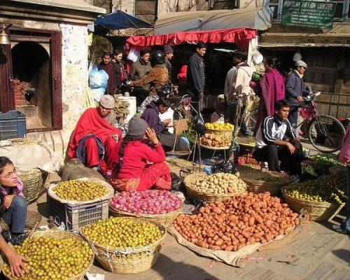 nepal-markets