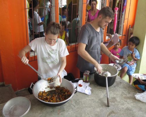 nutrition projects global volunteer