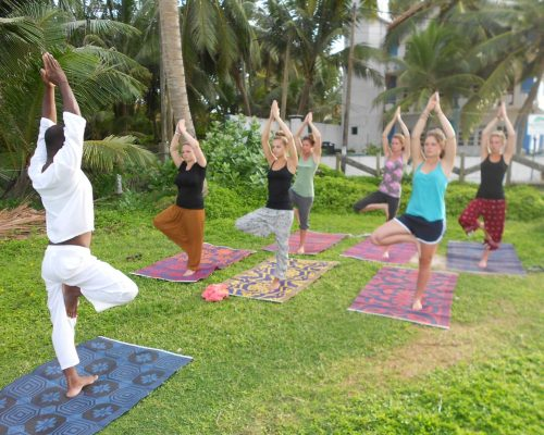 practice yoga abroad