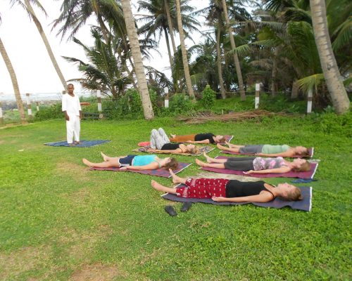 meditation yoga sri lanka touring