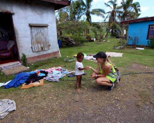 Cyclone Disaster Relief Fiji Review - 2016 2