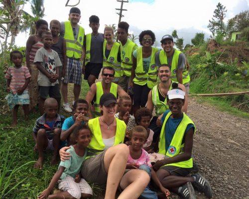 Review - Cyclone Rebuilding Relief Fiji - 2016 2