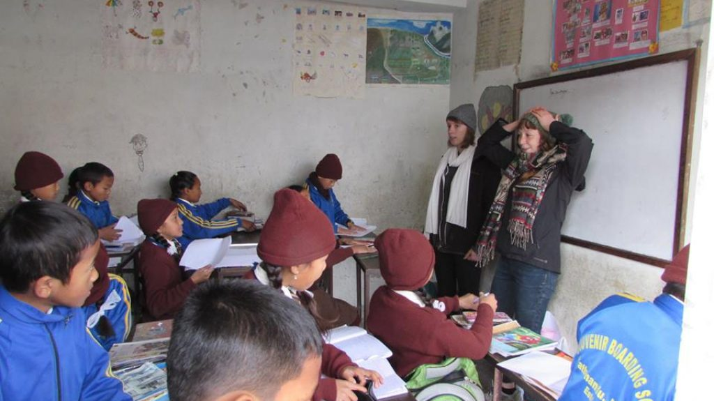teaching placements in nepal for skilled and unskilled teachers