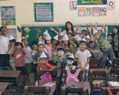 community school teaching project philippines