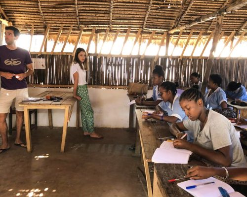 teaching English Madagascar (2)