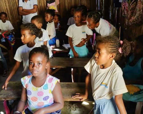 teaching English Madagascar