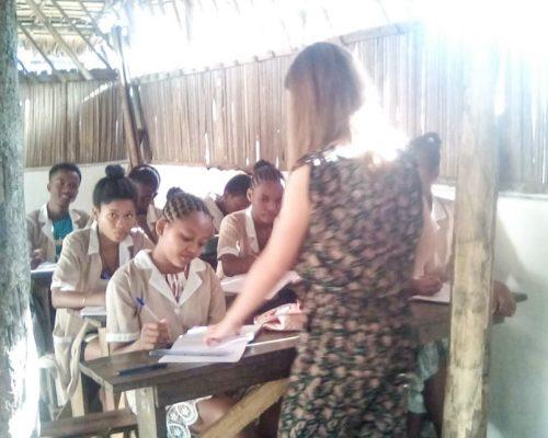 teaching Madagascar