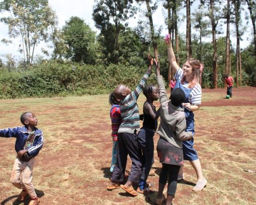 teaching in kenya