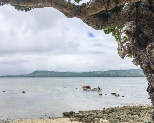 the ocean of vanuatu