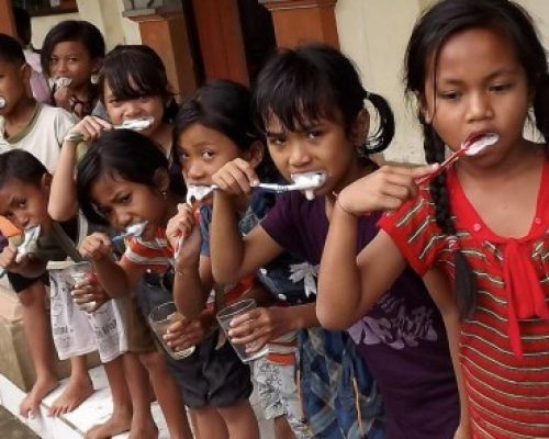 bali outreach in schools