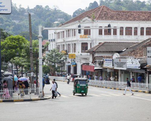 town in Sri Lanka