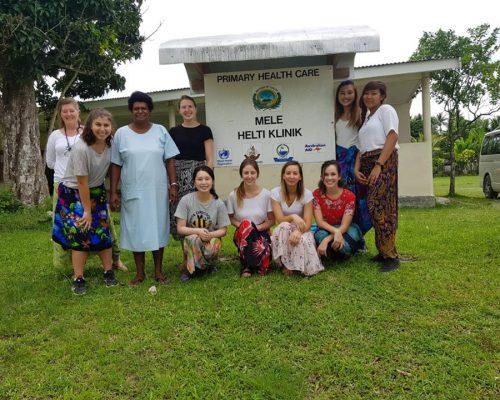 volunteers in vanuatu
