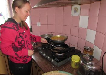 nepalese cooking