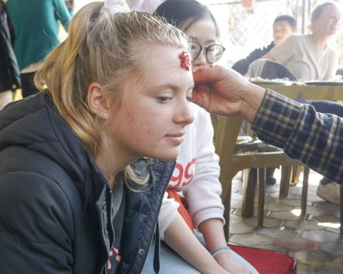 welcome to Nepal greeting