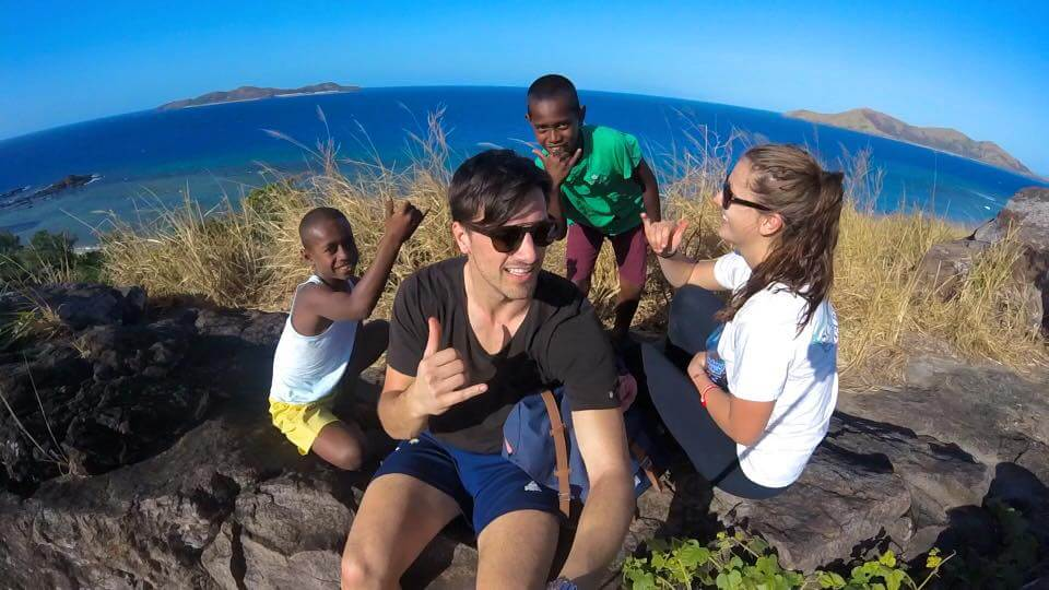 island teaching projects in fiji